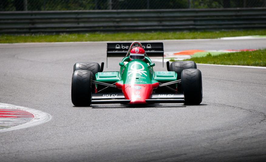 F1 ALFA ROMEO 183T