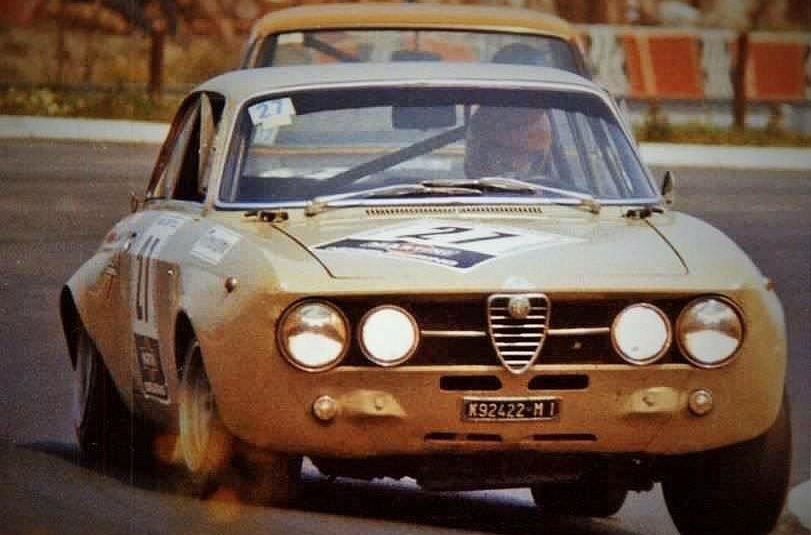 ALFA ROMEO GTAM EX AUTODELTA
